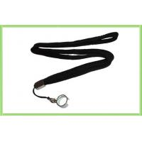 Buy cheap Black Electronic Cigarette Lanyard Necklace with Ring , EGo E Cig Accessories product