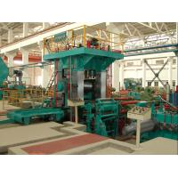 Buy cheap Hardened Temper Rolling Mill Four Roller For Carbon Steel High Elasticity from wholesalers