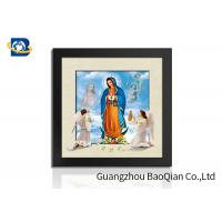 Buy cheap Religion Photo Custom Lenticular Poster 3D / 5D Decorative For Living Room product