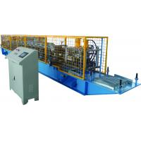 Buy cheap Tracking Profile Cold Roll Forming Machine For V Sturt Forming / Bending Machine product