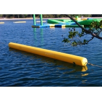 Buy cheap Triathlon Water Games Used Floating Long Tube Inflatable Cylinder Training Buoy For Water Park Racing Marks product