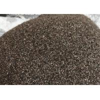 Buy cheap High Toughness Brown Fused Alumina Oxide Grit P24 P30 P36 For Coated Abrasive product