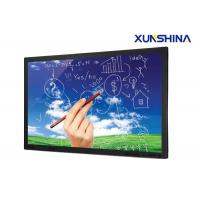 Buy cheap Educational Interactive Touchscreen Display Whiteboard 70 Inch Win 7 product