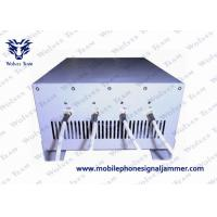 Buy cheap 20W Mobile Phone Remote Control Jammer With Directional Panel Antenna GSM 3G product