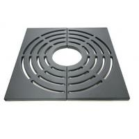 Buy cheap Customized floor drain cover Precision Casting Parts with 316 / 304 Stainless steel product