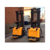 Buy cheap 2t 6.5m AC Motor High Racks Electric Pallet Stacker With Side Way Battery product