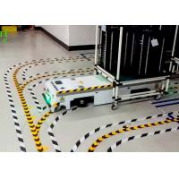 Intralogistics Bi Directional Tunnel AGV Automated Guided Vehicle Robot With High Load Capacity