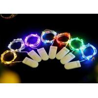Buy cheap Multicolor / White Battery Operated LED String Lights , Indoor Fairy Lights product