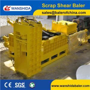 Buy cheap China Scrap Metal Shearing Baler Machine product