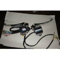 Buy cheap Honda Cd70 Chrome Motorcycle Handle Bar Switch With Brake Lever and Clutch Lever product
