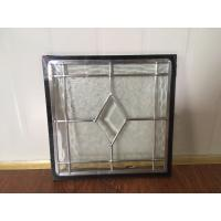 Buy cheap Custom Tempered Decorative Glass Panels For WallsThermal Sound Insulation product