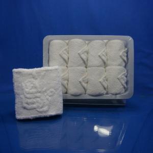 Buy cheap Decent Washable Airline Jacquard Towel product