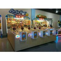 China Midway Game Machine Lucky Ball 5 Players Carnival Games For Game Center on sale