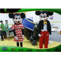 Buy cheap Mickey Mouse Cute Plush Toys Animal Cartoon Character Costumes Suit Kids product
