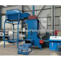 China Automatic baler machine for packing wood shavings or wood sawdust on sale