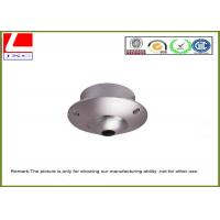 Buy cheap Precision CNC Machined Parts Aluminum Die Casting Mount With Sand Blast product
