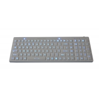 Buy cheap Industrial Silicone Rubber Backlit Medical Keyboard with numeric keypad product