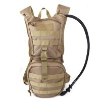 Buy cheap Tactical Hydration Pack Backpacklightweigh With 2.5L Bladder , Multifunctional water bag product