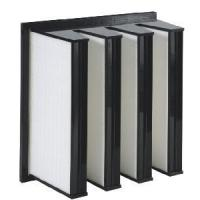Buy cheap H14 Compact Filter with Plastic Frame From Manufactuer product