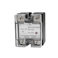 Buy cheap ISO9001 Sealed Moisture Resistant 20amps DC SSR Relay Circuit product