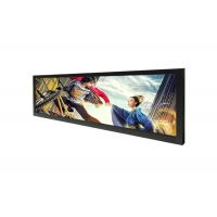 Buy cheap Custom Panel 58.4 Inch Stretched Bar Lcd Display High Resolution Ultra Wide product