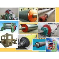 Buy cheap high quality Suction couch roller for paper machine product
