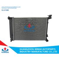Buy cheap Hyundai A/C Aluminum Cooling Radiator for Sonata; OEM 25310-C2000 from wholesalers