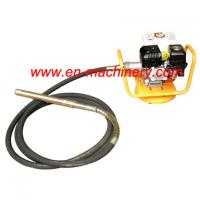 Buy cheap Petrol Diesel Powered Concrete Vibrator with concrete vibrator shaft from wholesalers