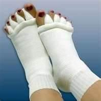 Buy cheap Original Foot Alignment Socks / Relief for bunions, hammer toes, and tired feet from wholesalers