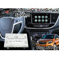 Buy cheap Android 6.0 Multimedia Video Interface for Opel Mokka with Intellilink System 2016-2018 , car gps navigation product