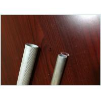 China 6063 T5 Aluminum Extruded Hollow Profiles Light weight Aluminum Tubing/Bar/Pipe on sale
