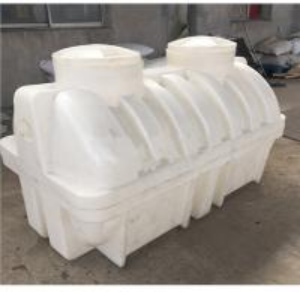 Rotational molded 1500L plastic septic tank underground septic tank water tank 1500L