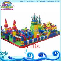 China new design CE certificate kids jumping inflatable bouncer house for sale on sale
