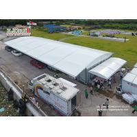 China Arcum design 20x30m outdoor party tent for temporary 500 people wedding party on sale
