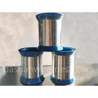 Buy cheap ss 304 304L 316 316L stainless steel 0.02~5.5mm wire,fine wire for mesh woven product