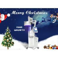 Buy cheap Diode Laser Hair Removal Device For Hair Loss , Hair Growth Laser Machine product