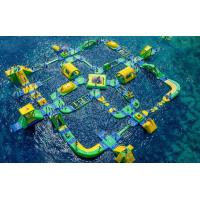 Buy cheap Popular Inflatable Floating Water Park Games For Adults from wholesalers