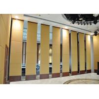Buy cheap Conference Room Dividers Acoustical Panels , Acoustic Wall Panels product