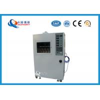 Buy cheap IEC 60587 Stainless Steel High Voltage Automatic Tracking Testing Equipment / Test Machine product