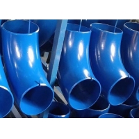 Buy cheap DN5000mm Anticorrosive High Pressure Lined Pipe Fittings / 3lpe Coating Pipe product