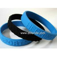 Buy cheap Promotional Silicon Wrist Bands Custom Silicon Mosquito Repellent Emoji Wristband For Kids And Baby product