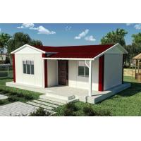 Buy cheap Germany Prefabricated Dismountable Movable House Customized Steel Structure from wholesalers