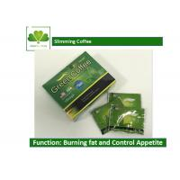 Body Beauty Slimming Coffee Diet , Fat Burner Green Coffee For Weight Loss