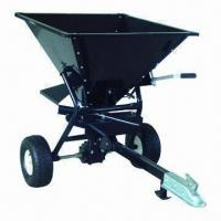 Buy cheap 350lbs Tow-behind ATV Spreader, Spreads Seed, Fertilizer, Sand and Salt, CE-certified product