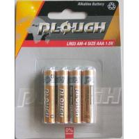 Buy cheap Battery, Dry Battery, LR03, AAA product