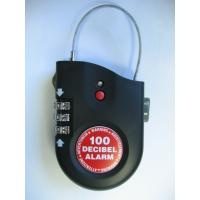 Buy cheap 13001 3-dial brass combination luggage lock from wholesalers