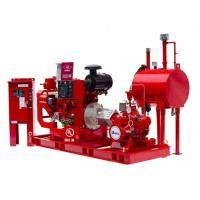 Buy cheap Centrifugal Diesel Engine Driven Fire Pump 125PSI For Office Buildings product