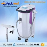 Buy cheap Multifunction Beauty Equipment / IPL SHR tattoo removal Nd:YAG laser from wholesalers
