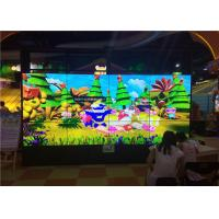 Buy cheap Portrait 55 inch Advertising Lcd Video Wall Super Narrow Bezel 4*3 product