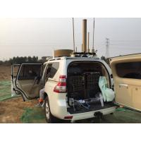 Buy cheap 20-6000 Mhz Bomb Remote Control Blocker , Long Range RCIED Vehicle Signal Jammer product